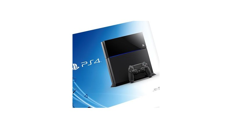 PlayStation 4 unboxing (and reboxing)