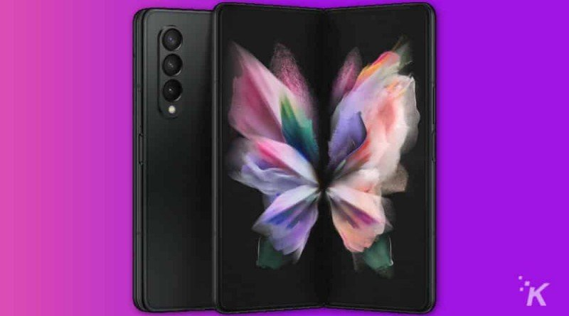 Get the Samsung Galaxy Z Fold 3 for up to $900 off with any eligible trade-in