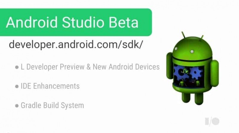 Android Studio Moves From Alpha to Beta, Now Supports Android TV, Wear, and Android L