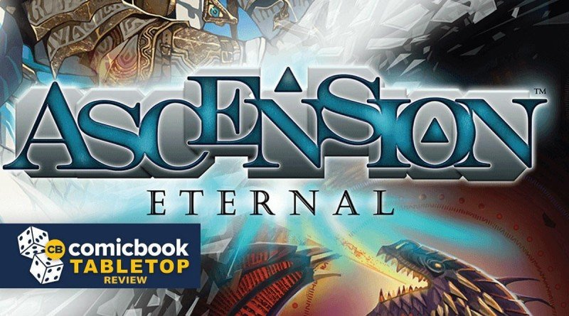 Ascension: Eternal Review: A Streamlined Experience That Doesn't Sacrifice the Game's Best